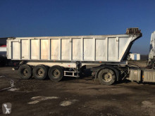 Benalu MultiRunner semi-trailer used construction dump
