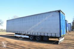 Krone tarp semi-trailer SZP Mega