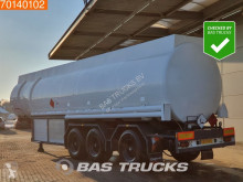 Burg BPO 13-28 44.000 Ltr / 6 Comp Pump Counter Fuel / Benzin / ADR semi-trailer used chemical tanker