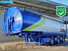Welgro tanker semi-trailer 97 WSL43-32 53,8m3 / 10 Comp / 2x Lenkachse