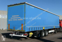 Krone SD, Multi-Lock, Rungen, Edscha, Schiebeplane semi-trailer used tarp