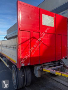 Zorzi RIMORCHIO semi-trailer used flatbed