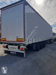 Semirimorchio Schmitz Cargobull SCS 24/L 13.62 EB Teloni scorrevoli (centinato) usato