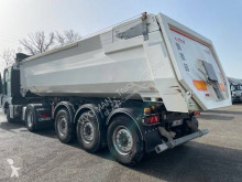 Trailer Fliegl Benne acier Fliegl tweedehands bouwkipper