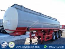 Sættevogn Vocol DT-30 22500 liter citerne brugt