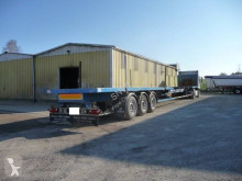Samro flatbed semi-trailer Plateau Extensible