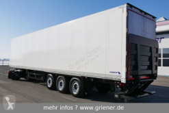 Semirremolque furgón Schmitz Cargobull SKO 24/ LBW 2000 kg / DOPPELSTOCK FP 25 / LASI