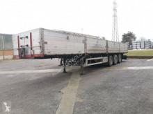 Sættevogn Piacenza Doppiacassa flatbed brugt
