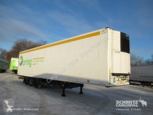 Semirimorchio Schmitz Cargobull Tiefkühler Standard Doppelstock Trennwand isotermico usato