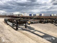 Semi Schmitz Cargobull Containerfahrgestell Standard
