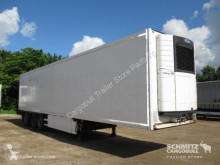 Schmitz Cargobull insulated semi-trailer Tiefkühler Multitemp Doppelstock Trennwand