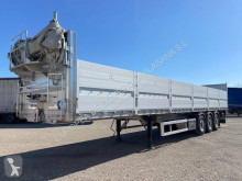 Trailer schuifvloer Granalu piso movil laterales