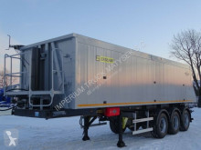 Semirremolque volquete Zasław TIPPER 36 M3 / LIFTED AXLE / PERFECT CONDITION