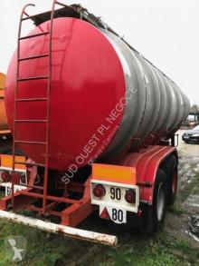 Semirimorchio cisterna trasporto alimenti Coder Non spécifié