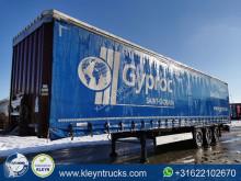 Krone SB semi-trailer used tautliner