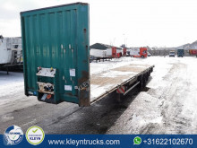 Krone Mega Liner semi-trailer used flatbed