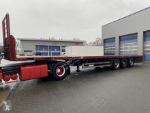 Trailer platte bak Pacton T3-001, Open, Hardwood Floor, SAF Axles,
