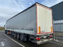 Schmitz Cargobull SCS Hayon - 2018 semi-trailer used tautliner