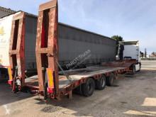Semi remorque porte engins ACTM S44315 3 essieux avec autovireur
