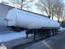 Merceron Fuel 39124 Liter, 7 Compartments semi-trailer used tanker