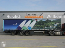 Tarp semi-trailer Schröder, Plane, Dhollandia-LBW, Zwangslenkung