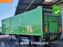 Renders box semi-trailer ROC 12.20 2x Lenkachse Ladebordwand
