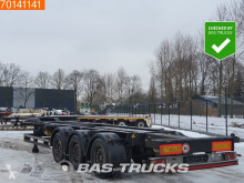 Kögel container semi-trailer S24-2 2x20-30-40Ft. Liftachse