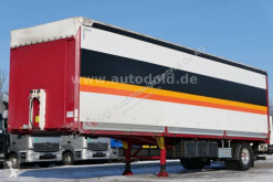 Fliegl SES 220 semi-trailer used tarp