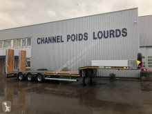 Semi remorque porte engins MAX Trailer MAX 100