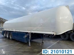 Semi remorque Schrader Tank 44900 liter citerne occasion