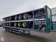 Groenewegen flatbed semi-trailer Platform Stack BPW, DRUM