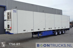 Semi remorque frigo mono température SF24 + THERMOKING | SIDE DOORS * MULTITEMP * DOUBLE STOCK