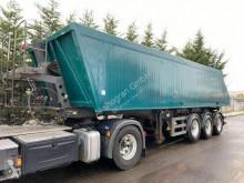 Mueller MAU 85 / 33 m3 semi-trailer used tipper