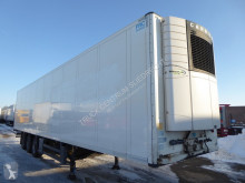 Schmitz Cargobull mono temperature refrigerated semi-trailer Carrier 1850, Multitemp, TUV 07/2021, Alu Boden