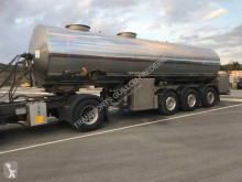 Magyar food tanker semi-trailer