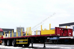 Doll iron carrier flatbed semi-trailer P3H-T