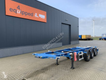 Burg 20FT/30FT, BPW, ADR (EXII, EXIII, FL, OX, AT), NL-CHASSIS semi-trailer used