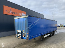 Trailer Schuifzeilen Krone NEW SHEETS, Code-XL, SAF (INTRAX), Timberstakes, 85% tires, 2x available