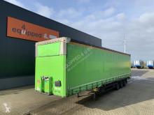 Semirremolque lonas deslizantes (PLFD) Schmitz Cargobull Varios