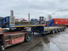Semirimorchio trasporto macchinari Broshuis 5AOU-16-40 - 5 AXLES - EXTANDABLE 6,50 METER