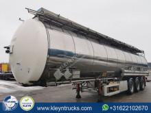 Feldbinder tanker semi-trailer TSA 50.3-3 CHEMIE 3 compartimenten 150