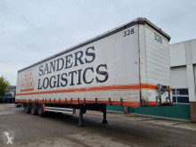 Tirsan tautliner semi-trailer Mega Schuifzeil / Schuifdak Inwendig: 1360 x 248 x 291