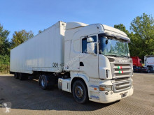 Netam ONCZP 15-20 | Semi | Alu box semi-trailer new heavy equipment transport