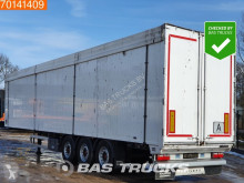 Trailer schuifvloer Knapen K100 92m3 8mm Floor Liftachse