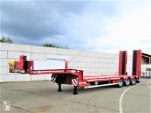 Naczepa Faymonville Surbaissé do transportu sprzętów ciężkich nowe
