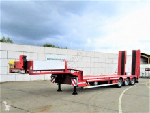Faymonville heavy equipment transport semi-trailer Surbaissé