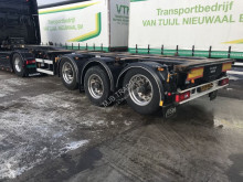 D-TEC container semi-trailer FT-43-03V Multi Chassis !