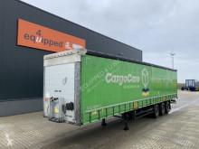Semirremolque lonas deslizantes (PLFD) Schmitz Cargobull Discbrakes, Timberstakes, galvanized, Code-XL, Huckepack, 5x available
