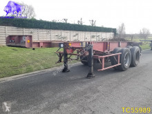Semi remorque porte containers Fruehauf Container Transport