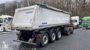 Semi remorque benne Schmitz Cargobull SKI Kippmulde 24 m3- LIFT- Stahl- ALU- TOP